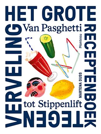 Het Grote Receptenboek tegen Verveling
