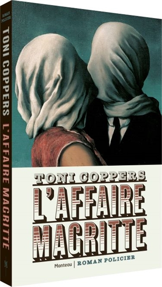 Book – L'Affaire Magritte (Toni Coppers)