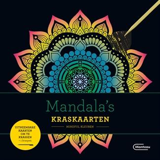 Mandala's Kraskaarten