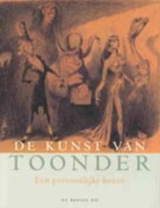 De kunst van Marten Toonder