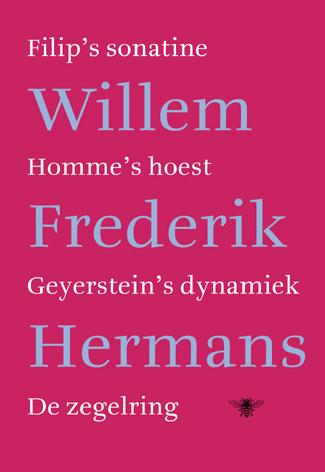 Filip's sonatine | Hommes hoest | Geyerstein's dynamiek | De zegelring