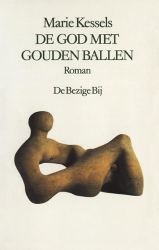 De god met gouden ballen