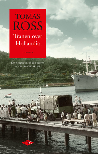 Tranen over Hollandia