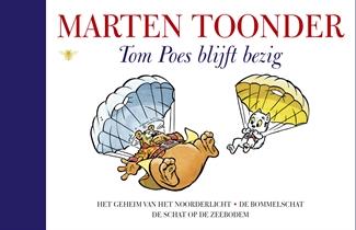 Tom Poes blijft bezig