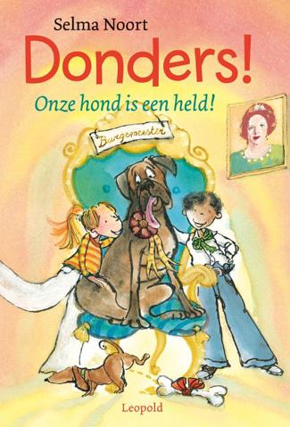 Donders! Onze hond is een held!