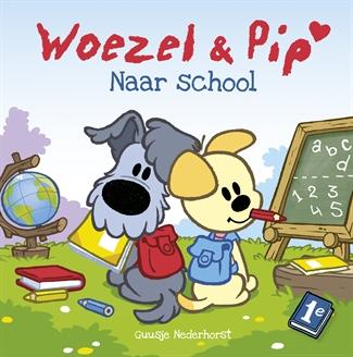 Woezel & Pip – Naar school