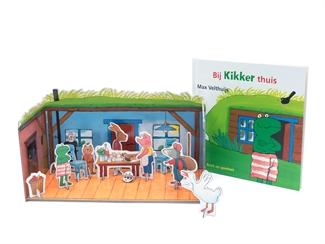 Bij Kikker thuis