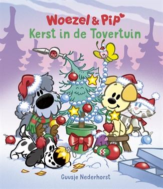 Woezel en Pip – Kerst in de Tovertuin