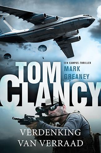 Tom Clancy Verdenking van verraad