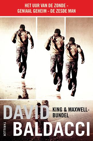 King & Maxwell-bundel