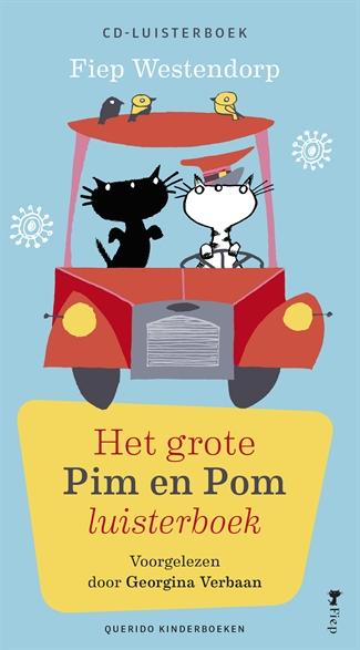 Het grote Pim en Pom luisterboek [CD]