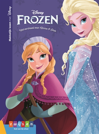 Frozen: Het verhaal van Anne & Elsa AVI M4