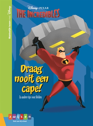 The Incredibles: Draag nooit een cape! AVI M5