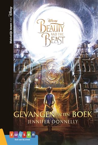 Beauty and the beast: gevangen in een boek AVI E5