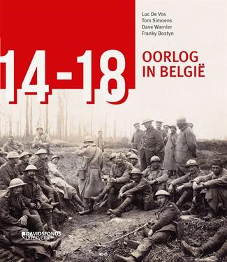 '14-'18. Oorlog in België