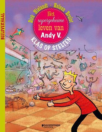 Het supergeheime leven van Andy V.