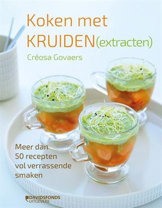 Koken met kruiden (extracten)