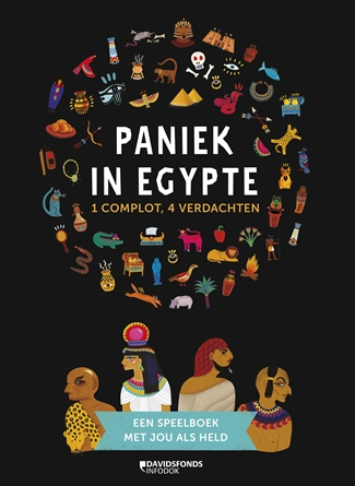 Paniek in Egypte