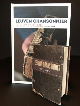 Leuven Chansonnier – Facsimile & Studie/Study