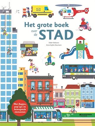 Het grote boek over de stad