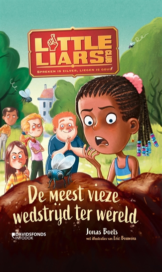 Little liars club De meest vieze wedstrijd ter wereld