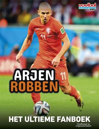Arjen Robben – Het ultieme fanboek