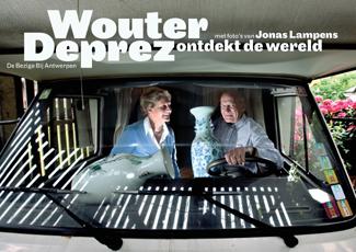 Wouter Deprez ontdekt de wereld