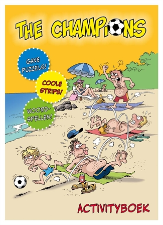 The Champions Activityboek